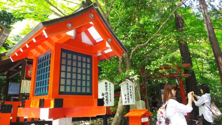 Arashiyama_Temple