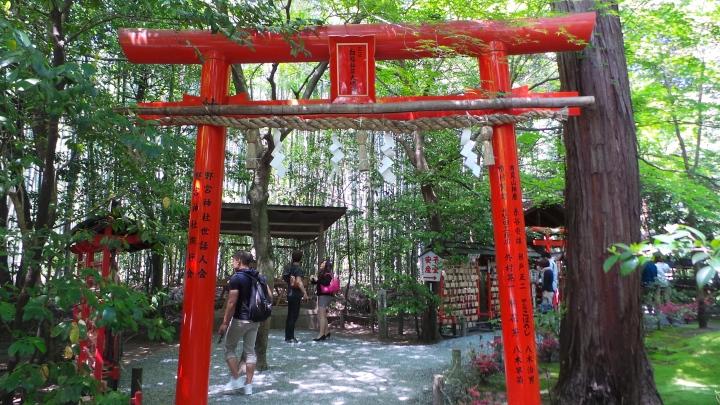 Arashiyama_Tori